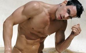 fitness model male